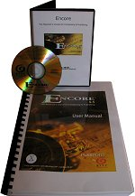 Encore Notation - The Musician's Choice for Composing & Publishing - Windows & Mac
